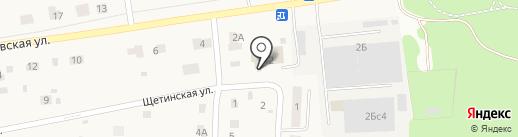 Autogroup на карте Садаковского