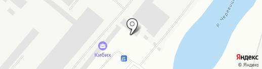 Slava на карте Кирова