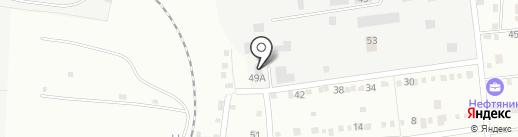 ВысотСтрой на карте Тольятти