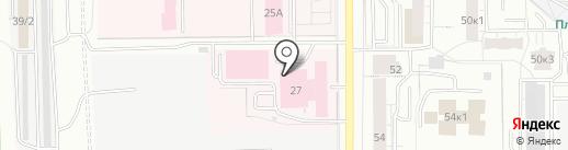 Станция скорой медицинской помощи г. Кирова, ГБУЗ на карте Кирова