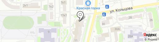 Тракторный завод ВЯТИЧ на карте Кирова