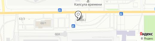 Прага на карте Кирова