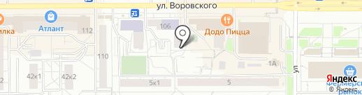 Хочу прическу на карте Кирова