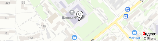 Станция юных техников г. Кирова на карте Кирова