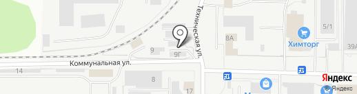 Rally club на карте Кирова