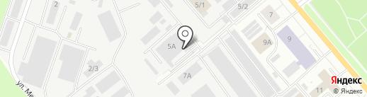 Север-Ресурс на карте Кирова