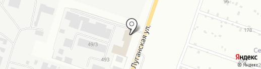 A Grass на карте Кирова