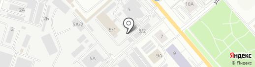 Центр авторазбора для Волга, ВАЗ, Газель на карте Кирова