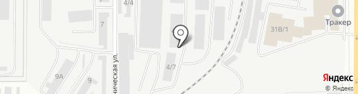Торговый дом на карте Кирова