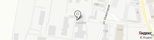 Диван Диваныч на карте Кирова