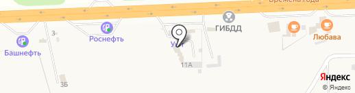 Уют на карте Зеленовки