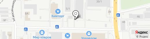 АКС на карте Кирова