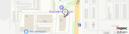 Султан Суши на карте Кирова