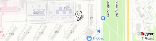 Beerloga на карте Кирова