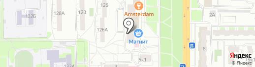 ТехноСбыт на карте Кирова