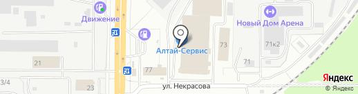 МультиВятка43 на карте Кирова