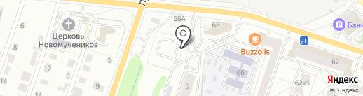 Наше молоко на карте Кирова