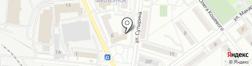 Живое Пив.Ко на карте Кирова