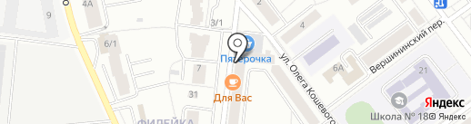 GOLD на карте Кирова