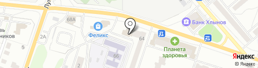 Быстрый ролл на карте Кирова