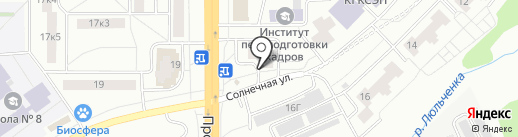 ТД Техэлектро на карте Кирова