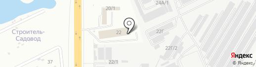 ХитИнвест на карте Кирова
