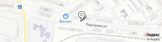 Магазин бижутерии и кожгалантереи на карте Кирова