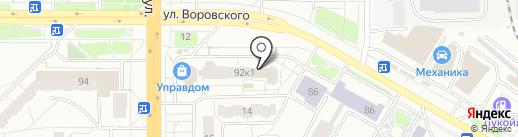 Caffe Shop на карте Кирова