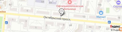 уДачная покупка на карте Кирова