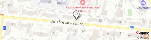 Текстиль от А до Я на карте Кирова