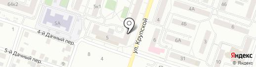 Шквал на карте Кирова
