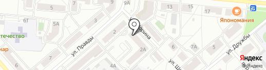 Актив-Авто на карте Кирова