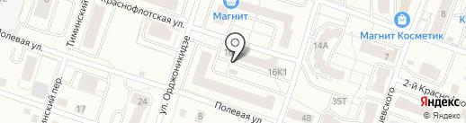 Мозаика на карте Кирова
