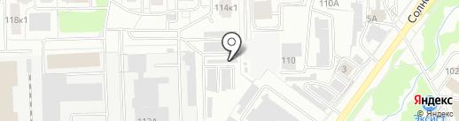 Автозапуск 43 на карте Кирова