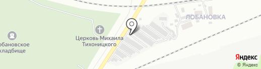 5 колес на карте Кирова