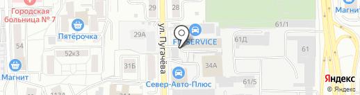 СтройМонтажЦентр на карте Кирова