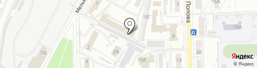 Для своих на карте Кирова