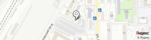 НСБ на карте Кирова