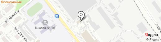 МойCar на карте Кирова
