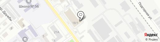 Evil Auto на карте Кирова