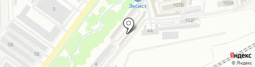 Плюс на карте Кирова