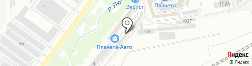 Boxer Professional на карте Кирова