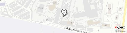 Mercury на карте Кирова
