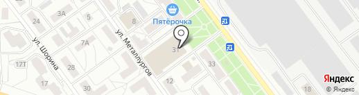 Посторонним В... на карте Кирова