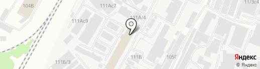 Перчик на карте Кирова