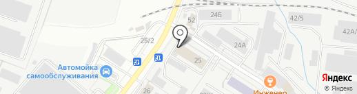 Цех художественной ковки на карте Кирова