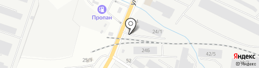 Паритет на карте Кирова