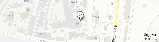 Екатерина на карте Кирова