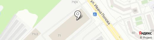 Норд Вил на карте Кирова