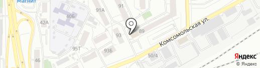Художественная мастерская на карте Кирова